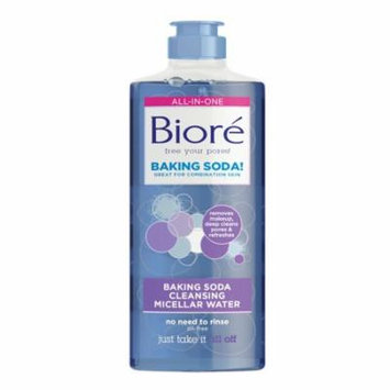 Biore Cleansing Micellar Water with Baking Soda 10 fl oz