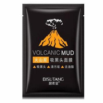 Volcanic Mud Mask Blackhead Removing Peel-off Mask Bamboo Charcoal Mask