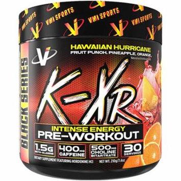 VMI Sports K-XR Pre-Workout (Hawaiian Hurricane - 30 Servings)