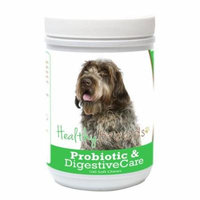 Healthy Breeds 840235164999 Wirehaired Pointing Griffon Probiotic & Digestive Care Soft Chews for Dogs