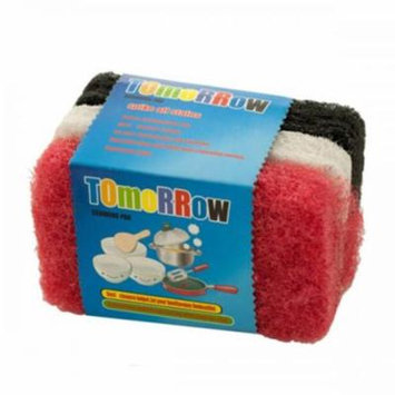 Bulk Buys KL20142 Thick Multi Purpose Scouring Pads Set