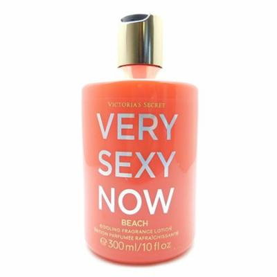 Victoria's Secret Very Sexy Now Beach Cooling Fragrance Lotion 10 Fl Oz.