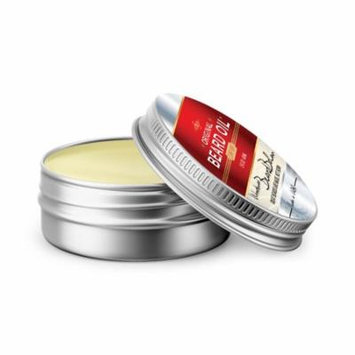Woodsman Beard Balm (2 oz) 100% Natural, Softens and Conditions