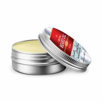 Brewmaster Beard Balm (2 oz) 100% Natural, Softens and Conditions