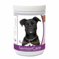 Healthy Breeds 840235163800 Mutt Senior Dog Care Soft Chews