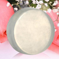 Natural Active Enzyme Crystal Soap Private Body Whitening Soap Remove Odor