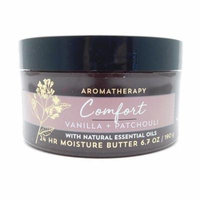Bath & Body Works AROMATHERAPY Comfort Vanilla Patchouli Body Butter