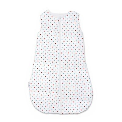 Bebe au Lait - Muslin Bedtime Sleeper - 12-18 Months (Polka) Accessories Travel