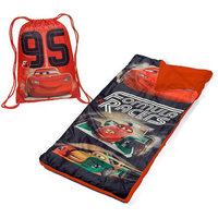 Idea Nuova Disney Cars Toddler Slumber Duffle Nap Mat