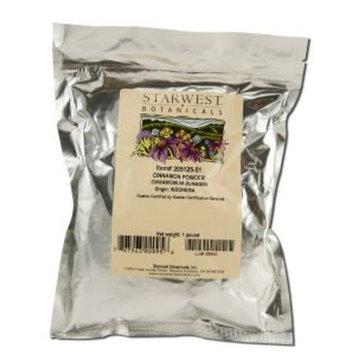 Starwest Botanicals - Medicinal Herbs 1 lb, Cinnamon Powder