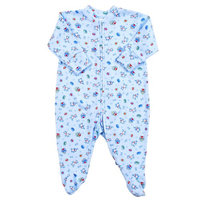 HALO Coverall, Blue Dog, 0-3 Months 898