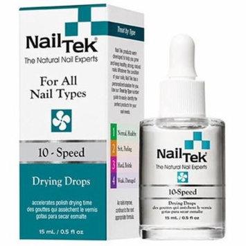 Nail Tek 10?Speed Polish Drying Drops