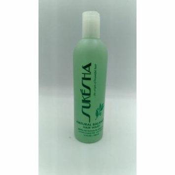 Sukesha Natural Balance Hair Wash 12 oz