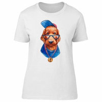 Dog With #1 Collar Tee Women's -Image by Shutterstock