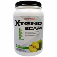 Scivation, Xtend, BCAAs, Green Apple, 42.1 oz (1194 g)(pack of 1)