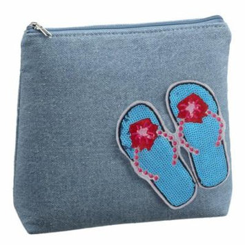 Cosmetic Bag - Flip Flops