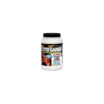 CytoSport CytoGainer Lean Muscle Maximizer Protein Supplement Powder52.96 oz.(pack of 3)