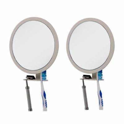 Zadro Z'Fogless Adjustable Shower Mirror (2-Pack)