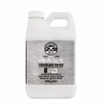Chemical Guys GAP11464 Phase 5 Fiberglass Polish (64 oz), 64 fl. oz, 1 Pack