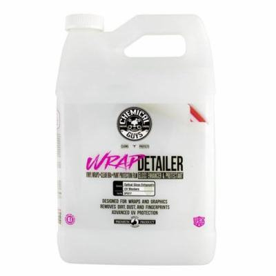 Chemical Guys SPI217 Wrap Detailer Gloss Enhancer & Protectant (1 Gal), 128 fl. Oz