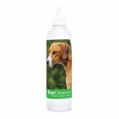 Healthy Breeds 840235197645 8 oz English Foxhound Ear Cleanse with Aloe Vera Cucumber Melon