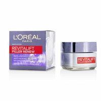 L'Oreal Revitalift Filler Renew Replumping Care Anti-Ageing Day Cream - All Skin Types, even Sensitive