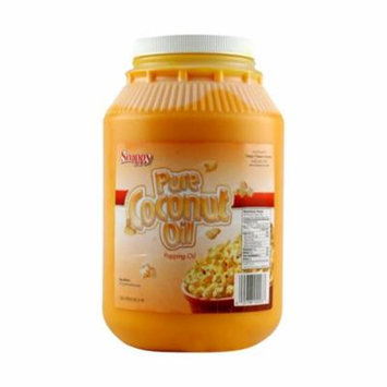 Snappy 1 Gallon Beta Carotene Colored Coconut Oil