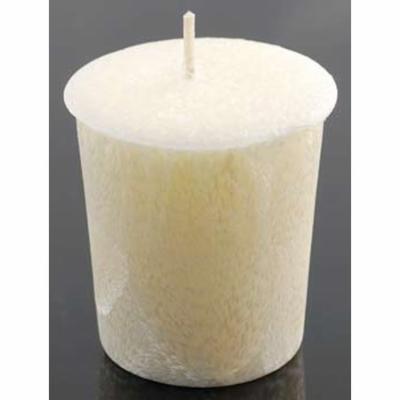 Nag Champa Palm votive(cream)