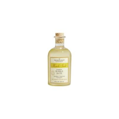 MUSCLE SOAK by Aromafloria - FOAMING BUBBLE BATH 9 OZ BLEND OF EUCALYPTUS, PEPPERMINT, LEMONGRASS - UNISEX