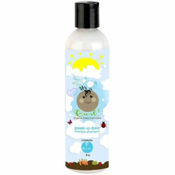4 Pack - It's a Curl Curl Peek-A-Boo Tearless Shampoo 8 oz