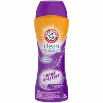 Arm & Hammer Clean Scentsations Odor Blasters In-Wash Scent Booster - Fresh Burst, 24 oz