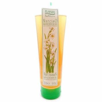 Perlier Elarila Narcissus Bath & Shower Gel 8.4 Fl Oz.