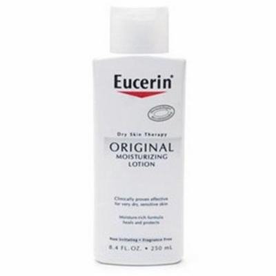 Eucerin Original Healing Lotion 8.4 oz ( Pack of 2)