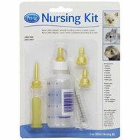 PetAg Kitten Nursing Kit 2 oz - Pack of 4