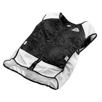 TechKewl Hybrid Sport Cooling Vest Black Medium