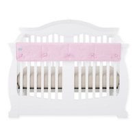 Babee Talk ETP5318 Eco-Teether Pink 53x18 Rail Cover