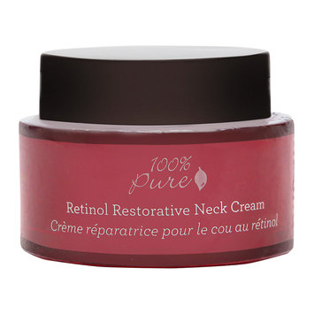 100 Pure 100% Pure Retinol Restorative Neck Cream