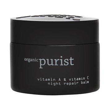 100 Pure 100% Pure Organic Purist Vitamin A & Vitamin C Night Repair Blam