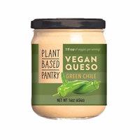 Vegan Queso Green Chile