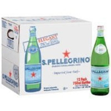 San Pellegrino Sparkling Water - 25 Ounce - 12 ct