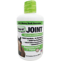 Cool Pet Products Cool Horse 32 ounce Peppermint Flavor Holistic Joint Care Formula