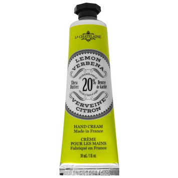 La Chatelaine, Hand Cream, Lemon Verbena, 1 fl oz (30 ml) [Scent : Lemon Verbena]