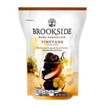 Brookside Chardonnay Grape & Peach Dark Chocolate - 6oz