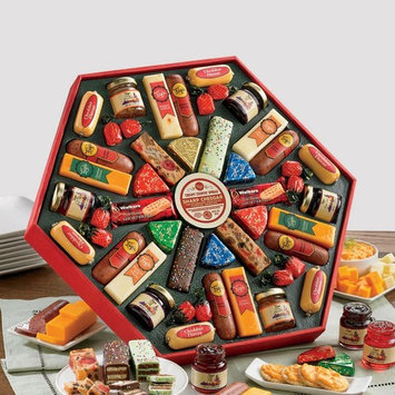 Figi's Wisconsin Cheeses & Sausage Holiday Feast Package