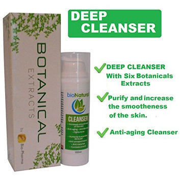 BIO-LIVE CELL Anti Aging Men's Wrinkle DEEP CLEANSER