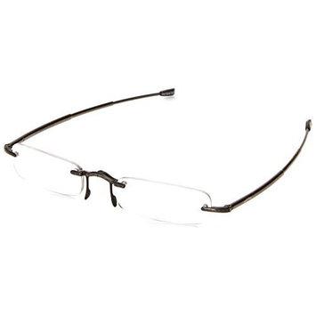 Callaway R915-FB Scorecard Reader Flip-top Glasses, Black, +1.5
