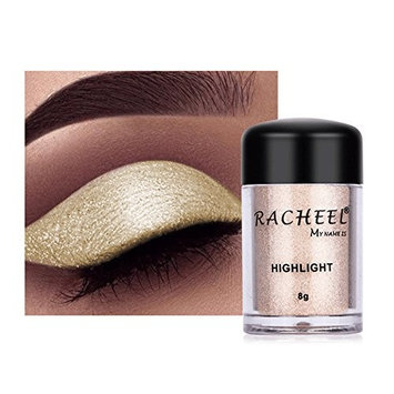 6 Shades Eyeshadow ODGear Shimmer Glitter Eye Makeup Powder Beauty Cosmetic Pigment