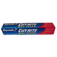 Cut Rite Reynolds Cut-Rite Wax Paper - 5 Roll Pack (5 Rolls x 60 Sq Ft)