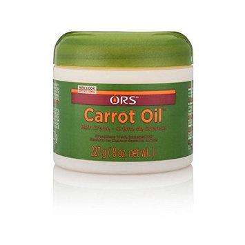 ORS CARROT OIL HAIR CREME stopping shedding 8 OZ