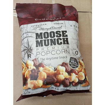 MOOSE MUNCH DARK CHOCOLATE 80Z